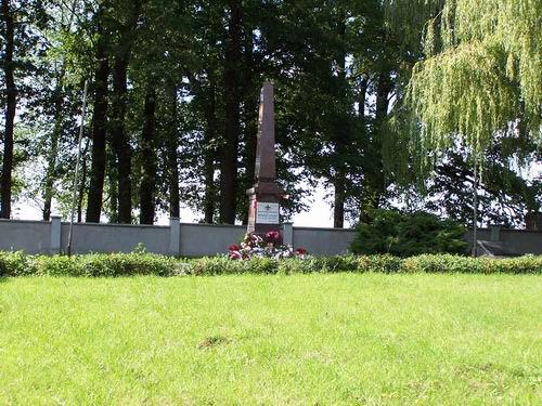 Sovjet-Poolse Oorlogsbegraafplaats Mełno