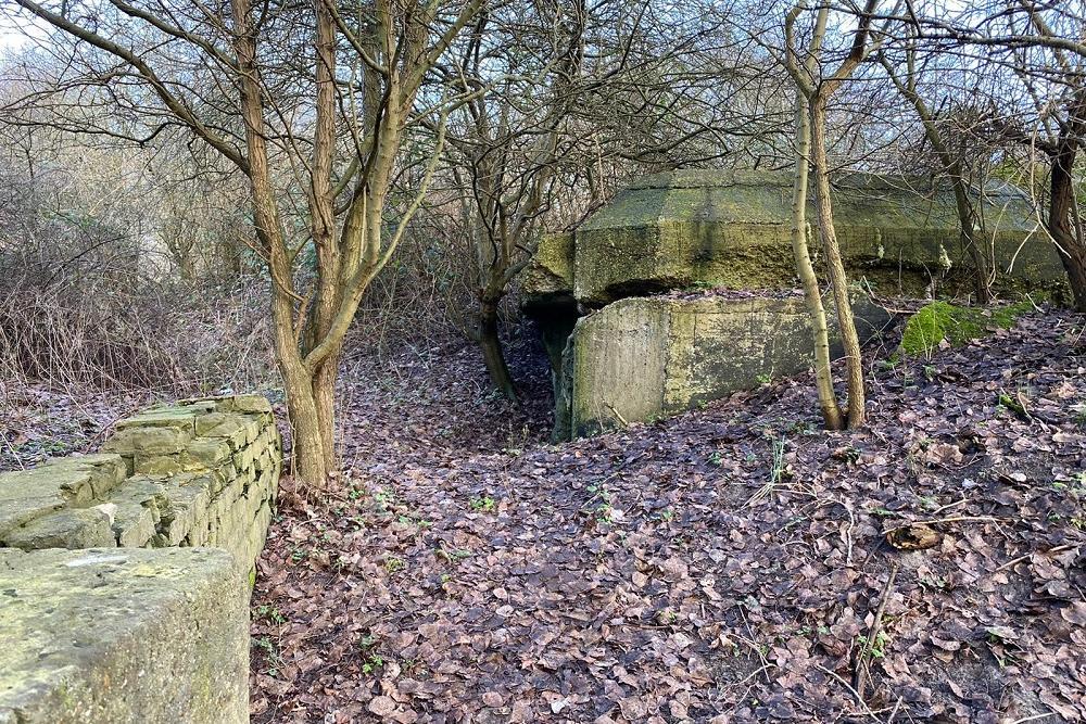 Bunkers Atlantikwall Havenhoofd