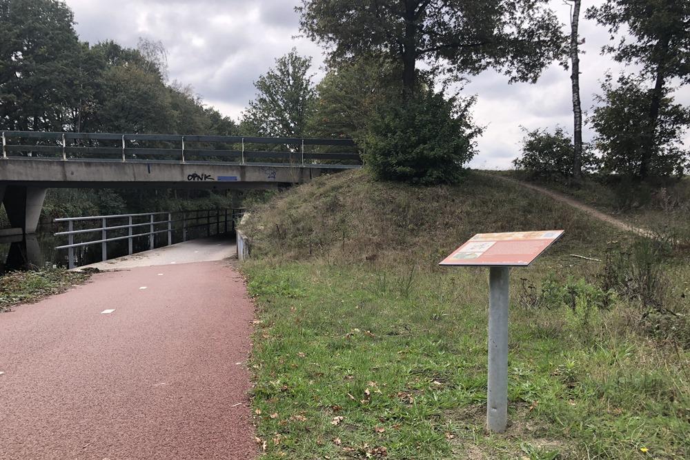 Fietsroute Geldrop-Mierlo punt 9