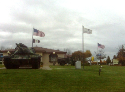 Michigan's Own Military & Space Museum