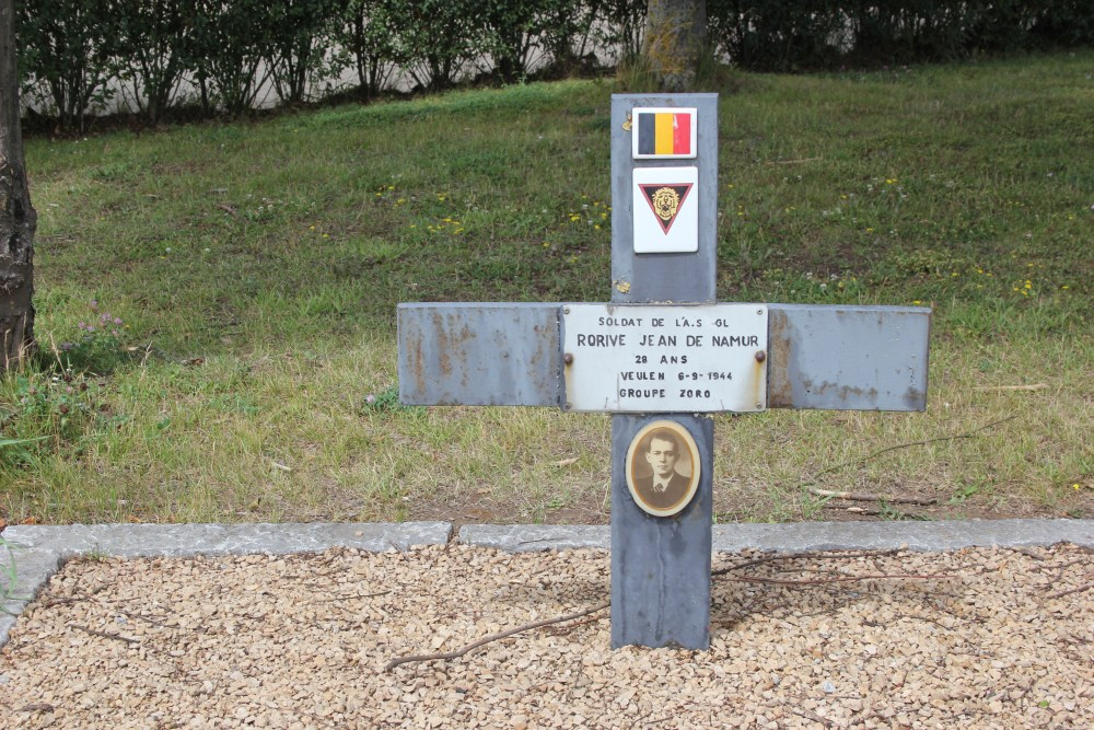 Monument Verzetsstrijder Jean Rorive