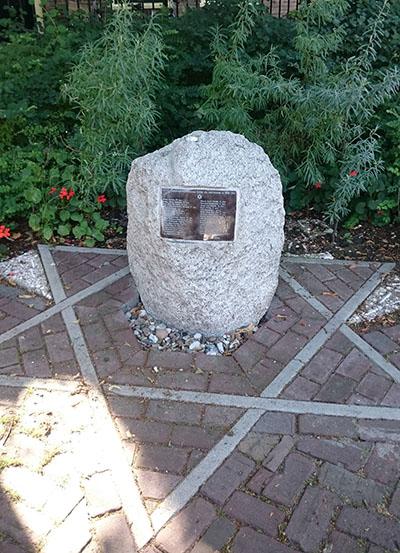 Holocaustmonument Castricum