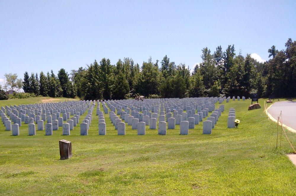 Amerikaanse Oorlogsgraven Arkansas State Veterans Cemetery