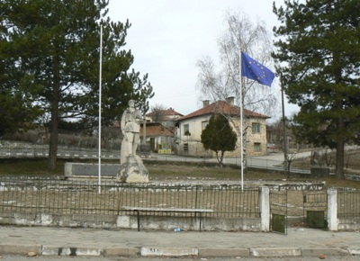 War Memorial Shatrovo