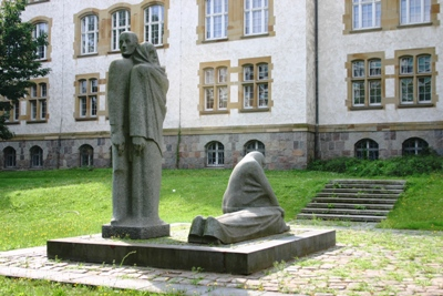 Memorial Victims Fascism and National-Socialism