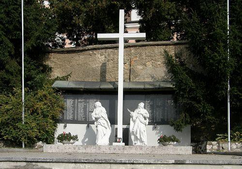 War Memorial Poysdorf