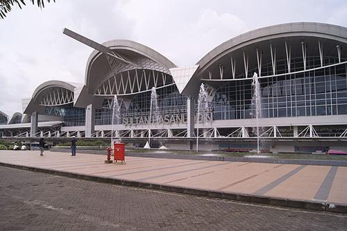 Internationale Luchthaven Sultan Hasanuddin