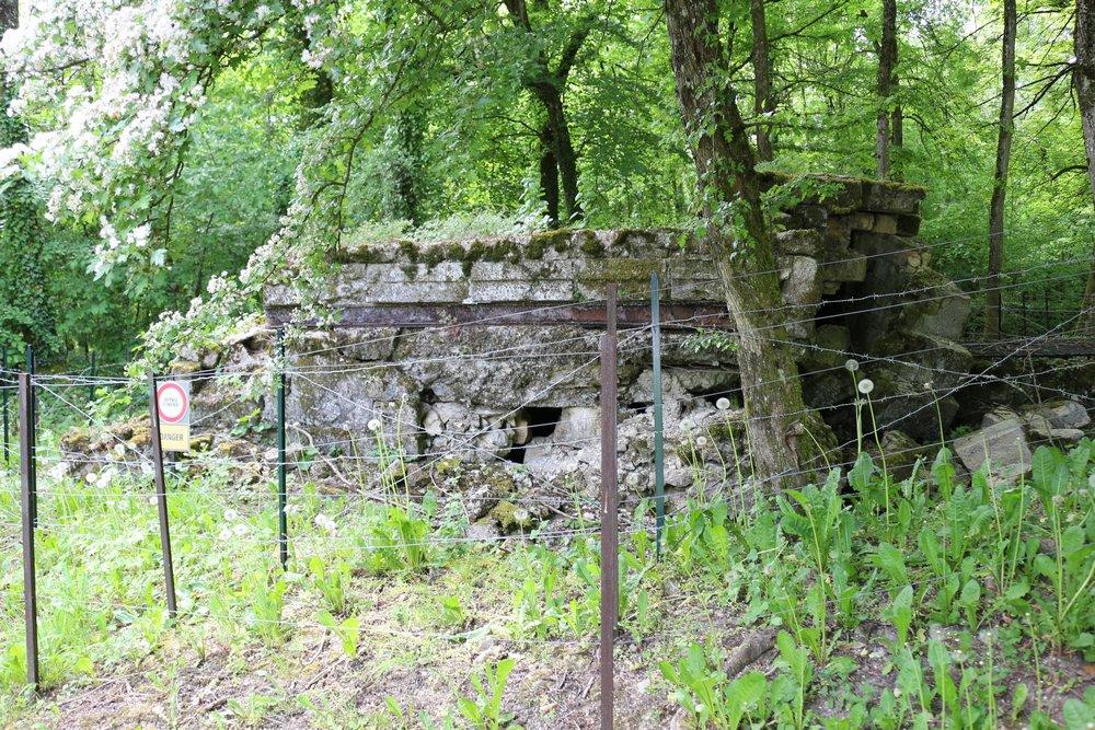 German Bunker Montfaucon-d'Argonne