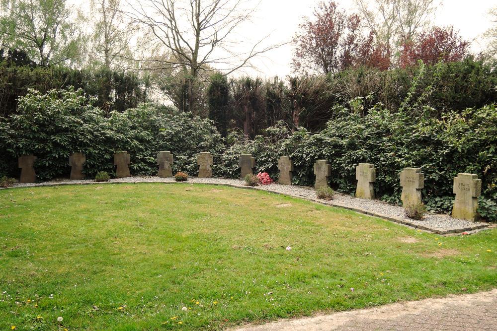 Oorlogsgraven Beggendorf