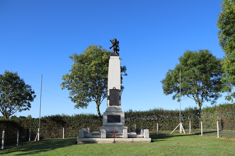 15th Scottish Division Memorial