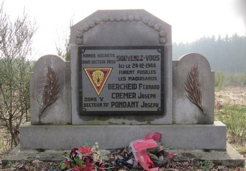 Monument Armée Secréte