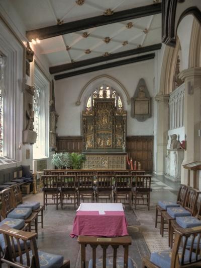 War Memorial Chapel Leeds Minster Church