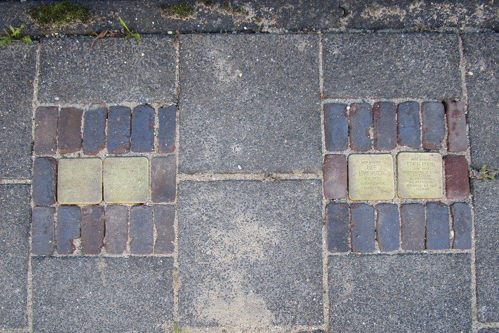 Stumbling Stones Julianastraat 9