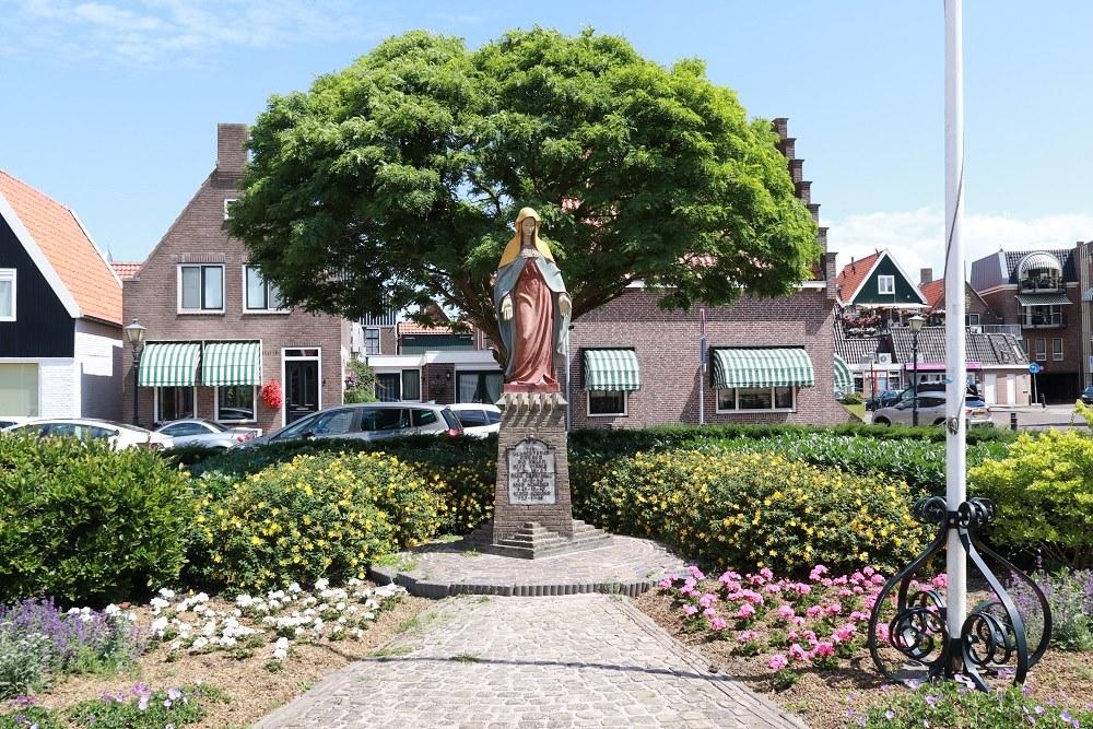 Oorlogsmonument Volendam