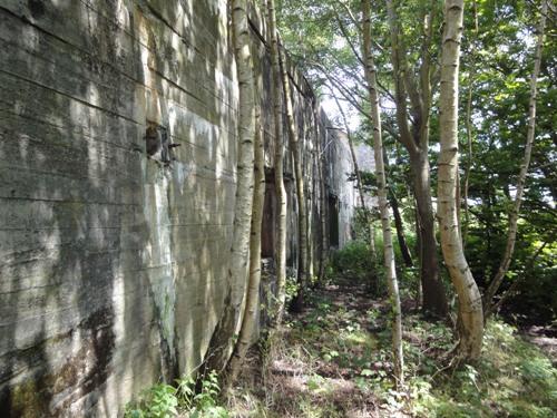 Bunker Befehlsstand für Flugplatz Haamstede