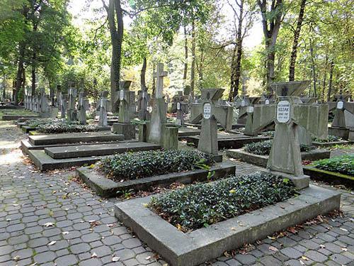 Oekraïense Oorlogsgraven