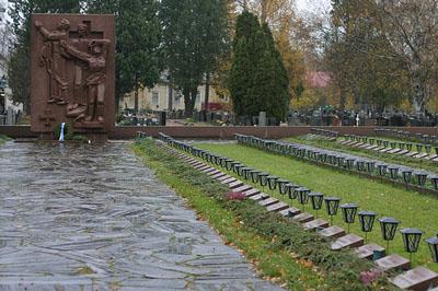 Finnish War Graves Rauma