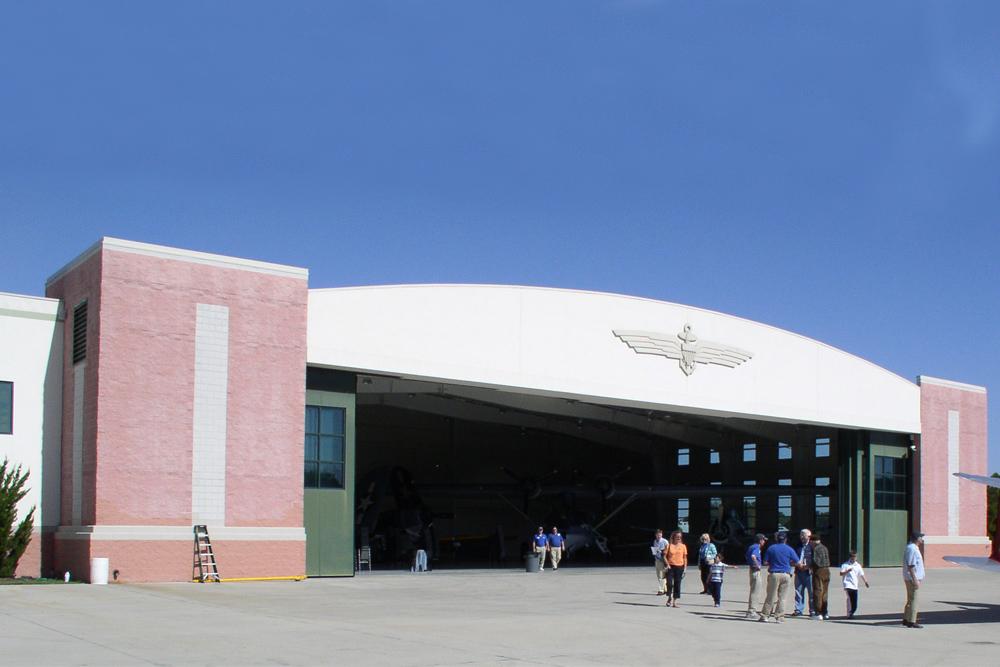 U.S. Navy Hangar
