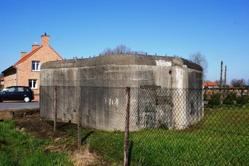 KW-Linie - Bunker P5