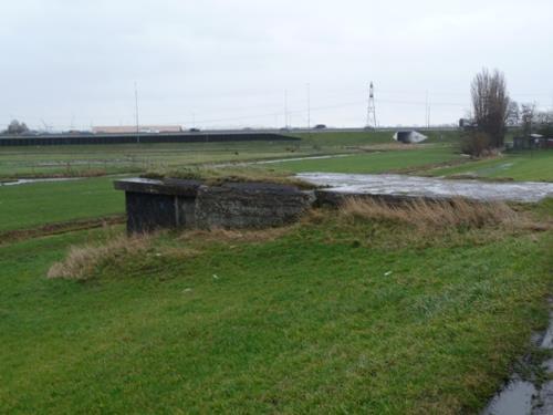 Duitse Küverbunker Spaarndam