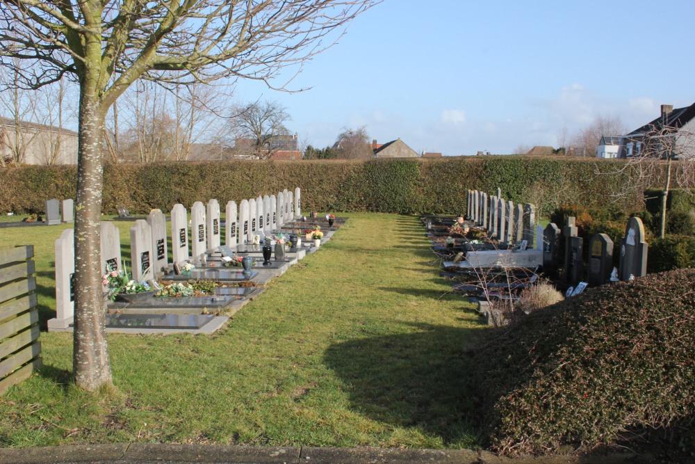 Belgian Graves Veterans Erondegem