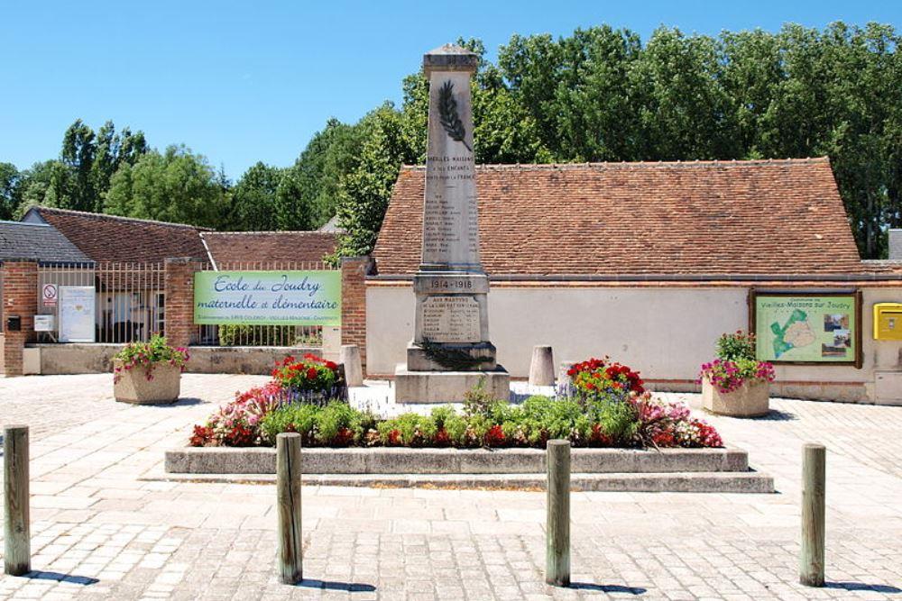 War Memorial Vieilles-Maisons-sur-Joudry