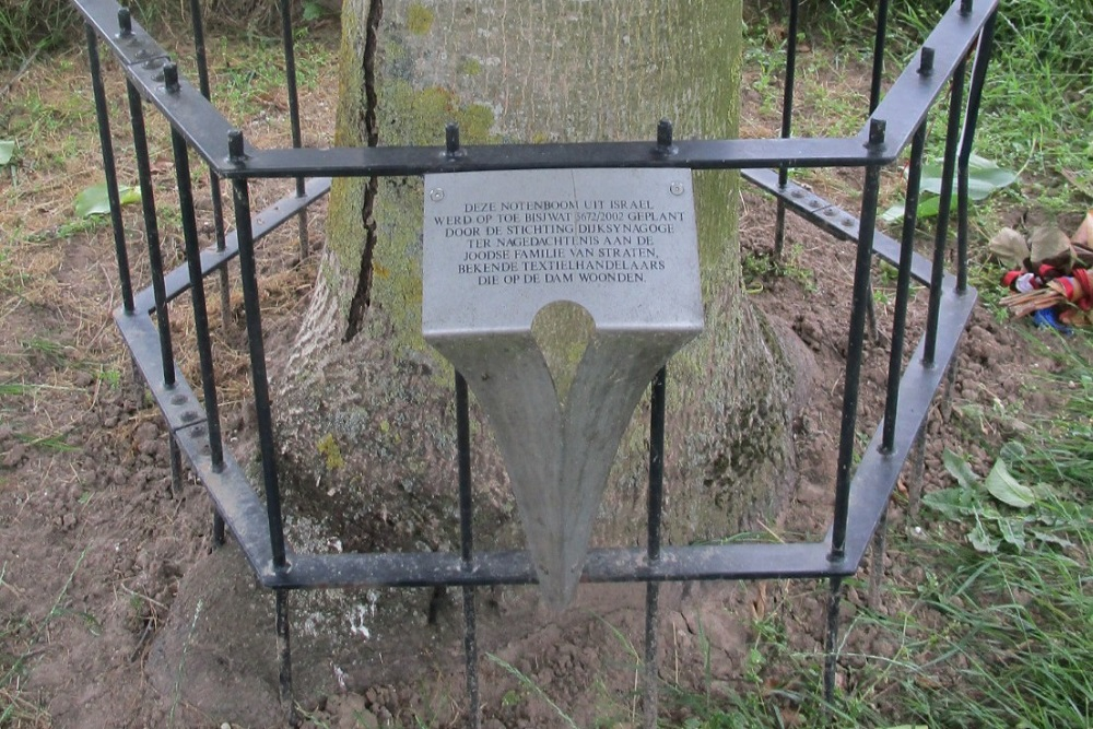 Memorial Tree Jewish Residents