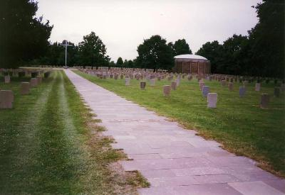 Duitse Oorlogsbegraafplaats Niederbronn-les-Bains