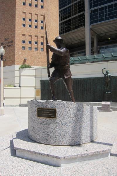 Veterans Memorial Austin