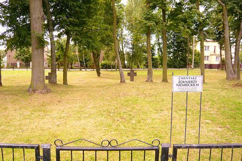 Duitse Oorlogsbegraafplaats Bielsk Podlaski