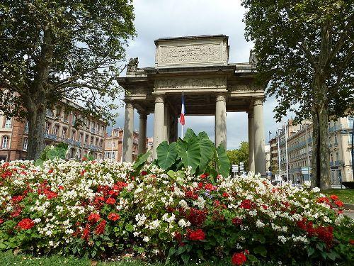 War Memorial Haute-Garonne