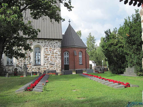 Finnish War Graves Lieto