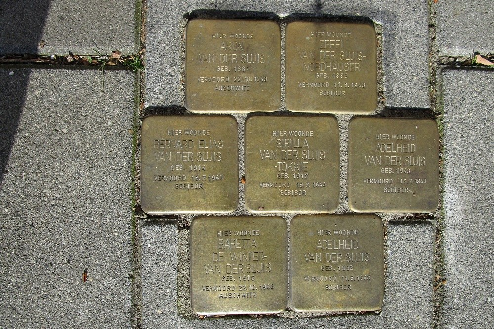 Remembrance Stones Koningsweg 67
