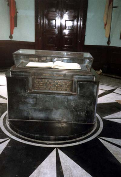 Bombay Memorial 1939-1945