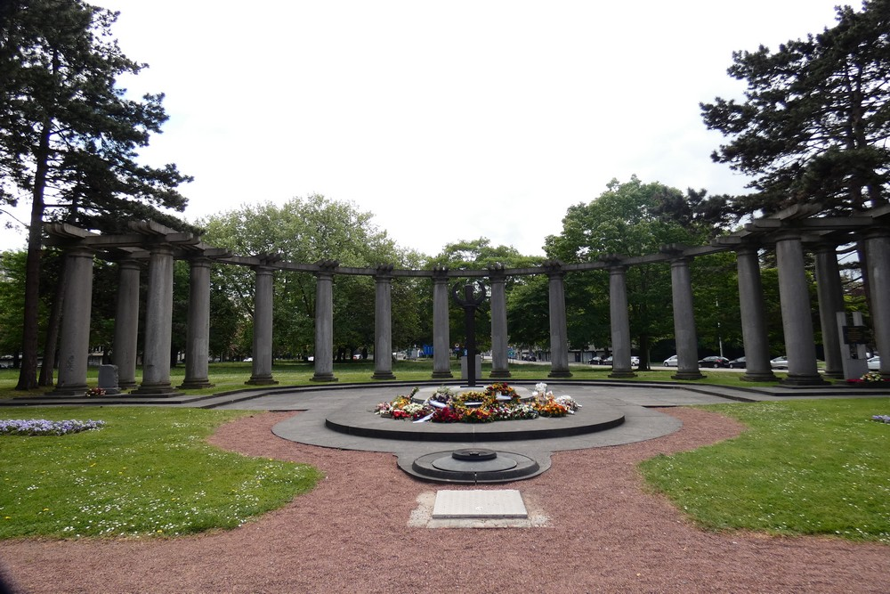 World War II Memorial Gent