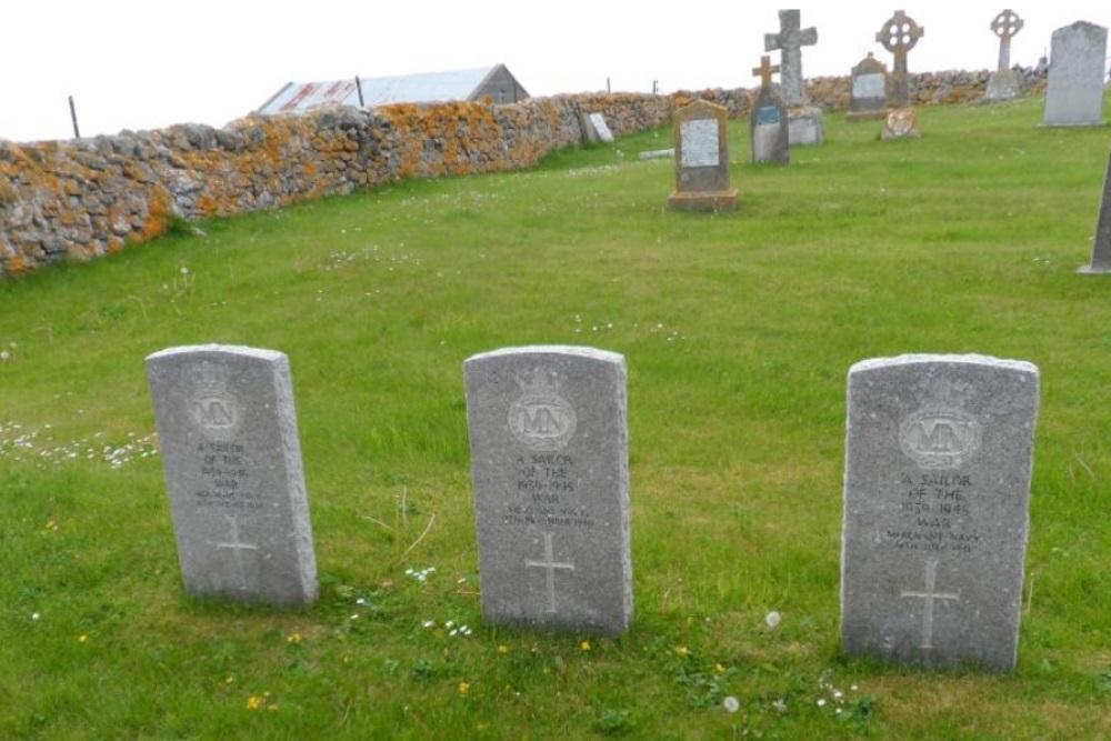 Commonwealth War Graves Lionacuidhe Burial Ground