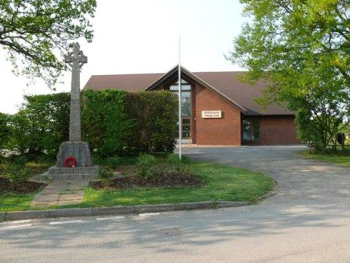 War Memorial Whitbourne
