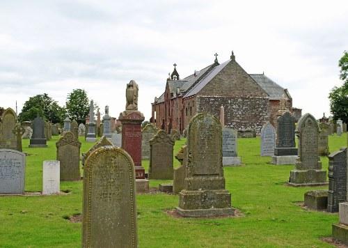 Oorlogsgraven van het Gemenebest Inverkeilor Old Churchyard