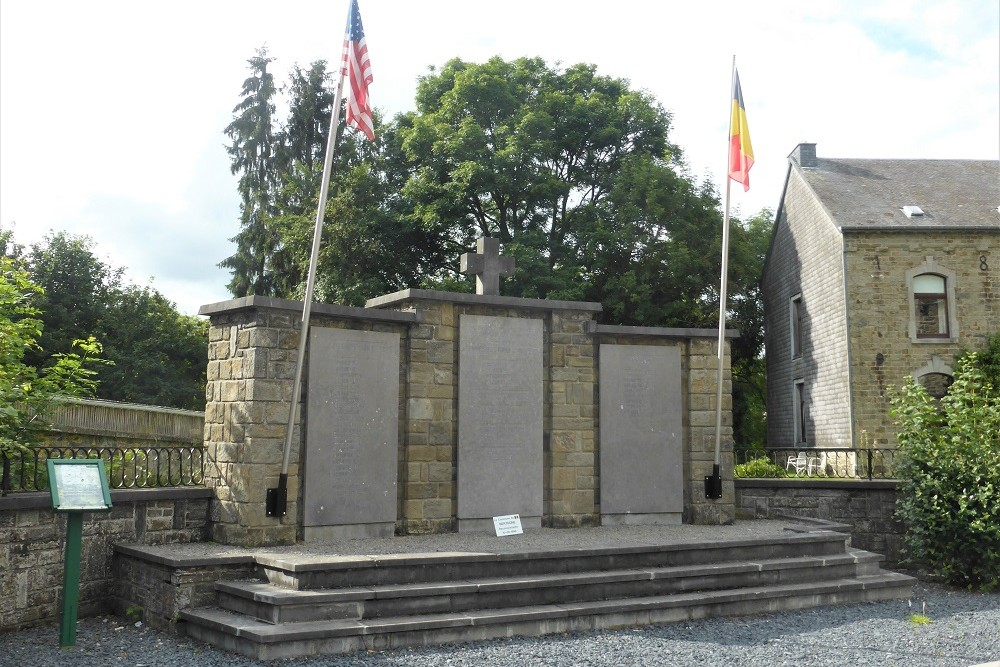 War Memorial Givroulle