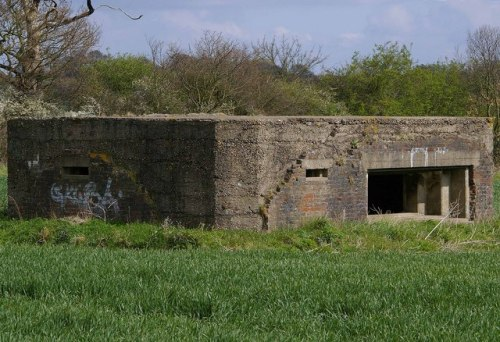 Pillbox FW3/28A Rettendon