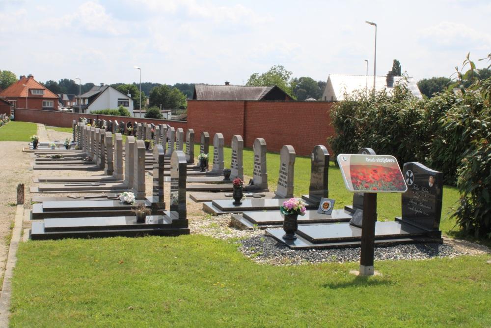 Veteran Cemetery Paal