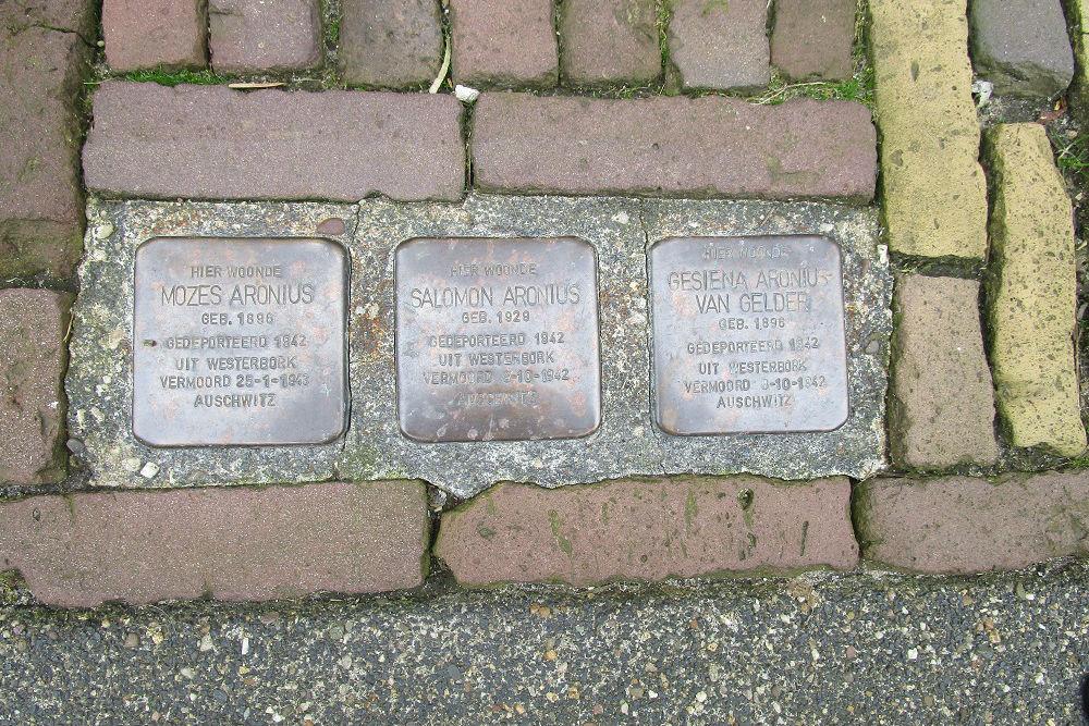 Stumbling Stones Westeinde 5