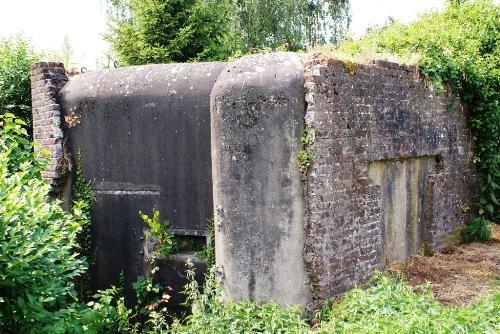 KW-Linie - Bunker H3 bis