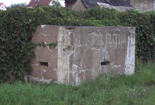 Festung Breslau - Mitrailleursnest