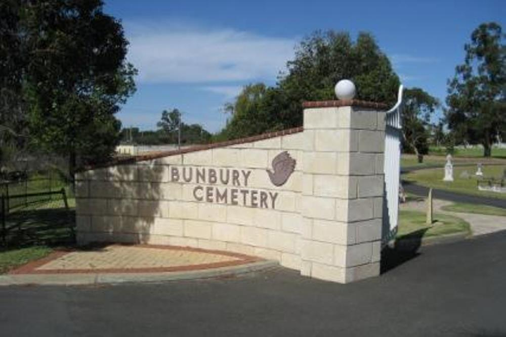 Commonwealth War Graves Bunbury General Cemetery