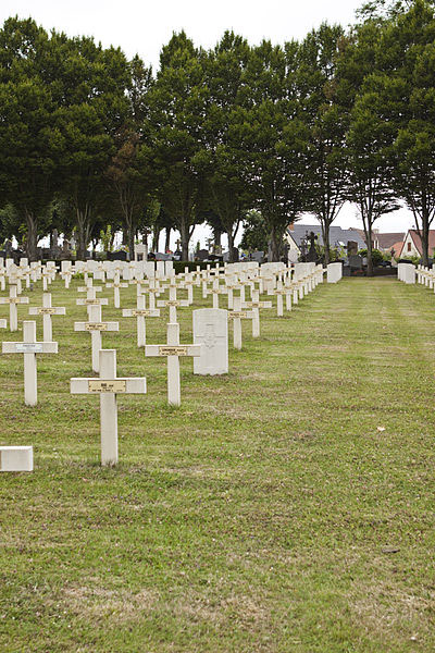 French War Graves Abbeville