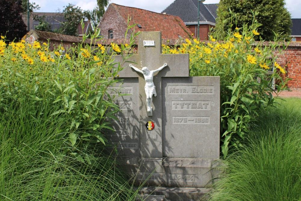 Belgian War Graves Egem