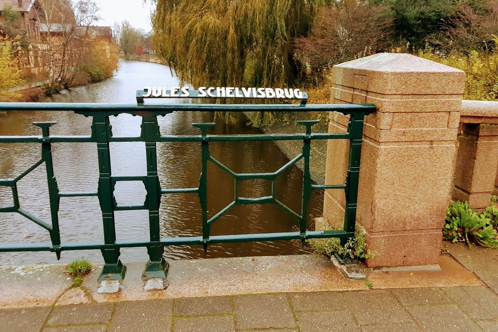 Jules Schelvis Bridge