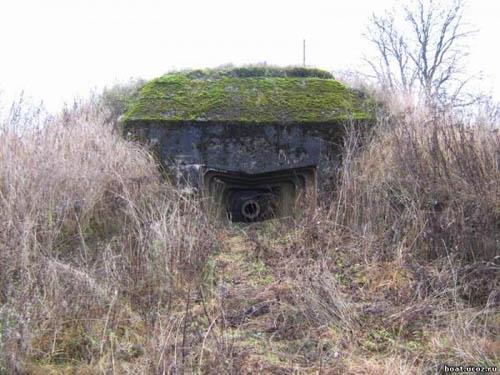 Stalin Line - Artillery Casemate Kerro (A)