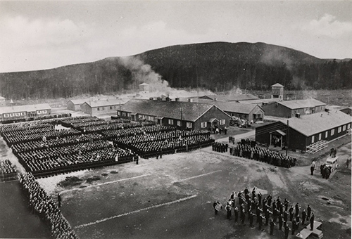 Concentration Camp Grini